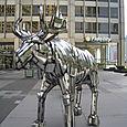 Aluminum Moose