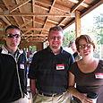 Mike, Randy & Cass