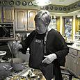 Carol Cooking